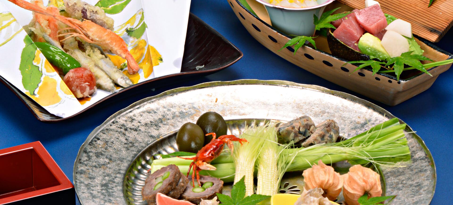 【8月1日〜9月30日まで】日本料理てら岡のサムネイル画像
